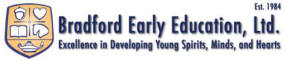 Bradford Early Education